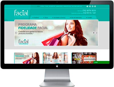 facial farmacia home
