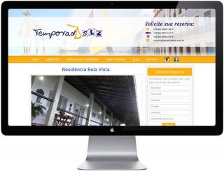 Site Temporada SLZ