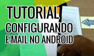 Configurando e-mail no Android